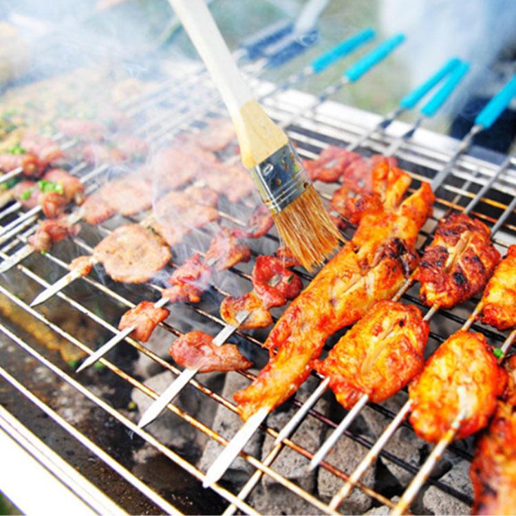 Bếp nướng thịt chân cao siêu ngon