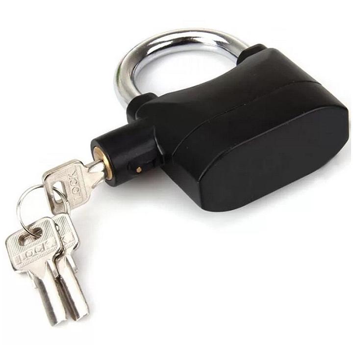 Khóa chống trộm có báo động thông minh - KCTB
