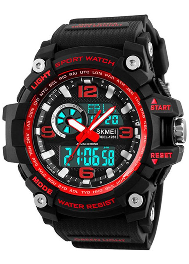Đồng hồ Nam điện tử SKMEI 1283 - DHA496