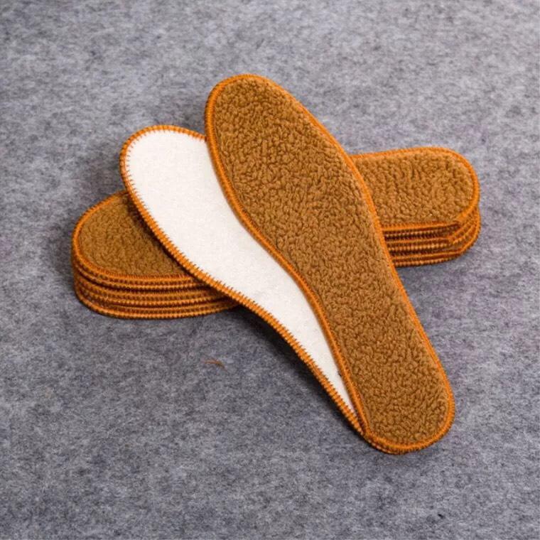 Lót giày chất nhung thấm mồ hôi thoáng khí
