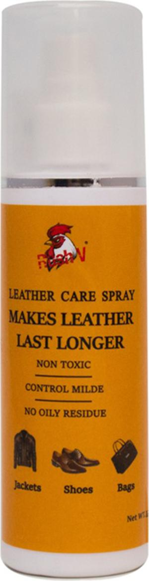 Xi Đánh Giày Da Dạng Xịt Ftt Leather (120ml)