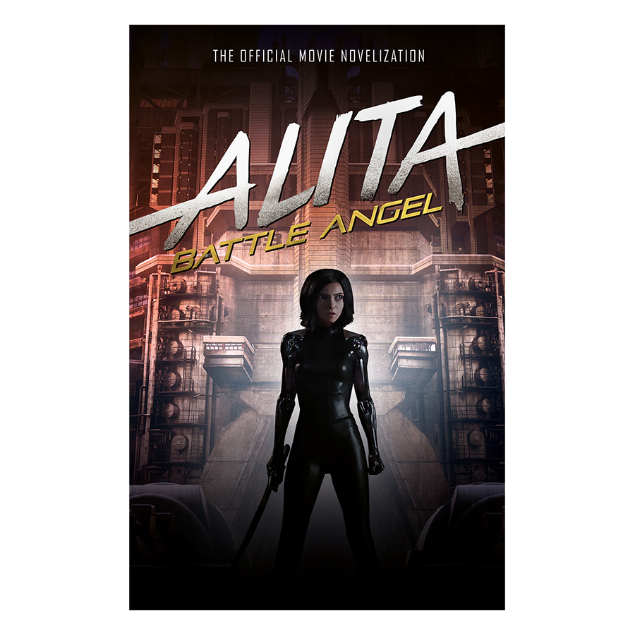 Alita: Battle Angel – The Official Movie Novelization