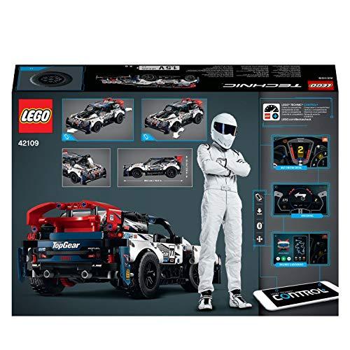 Mô hình đồ chơi lắp ráp LEGO TECHNIC Xe Đua Đường Trường Tốc Độ Cao 42109 (463 Chi tiết )