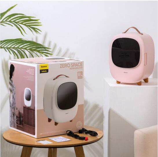 Tủ lạnh mini Baseus dung tích 8L - Hàng chính hãng