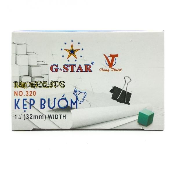 Kẹp Bướm G-Star 32mm
