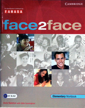 Face2Face Elementary WB with key Reprint Edition