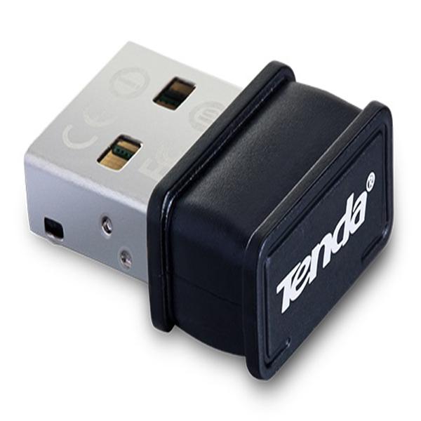 Card mạng USB Wireless mini 150Mbps TENDA 311MI - Hàng Chính Hãng