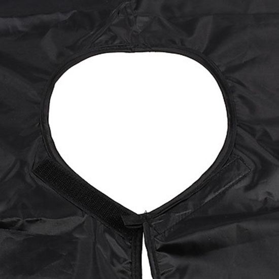 Áo Choàng Cắt Tóc (mẫu ngắn)