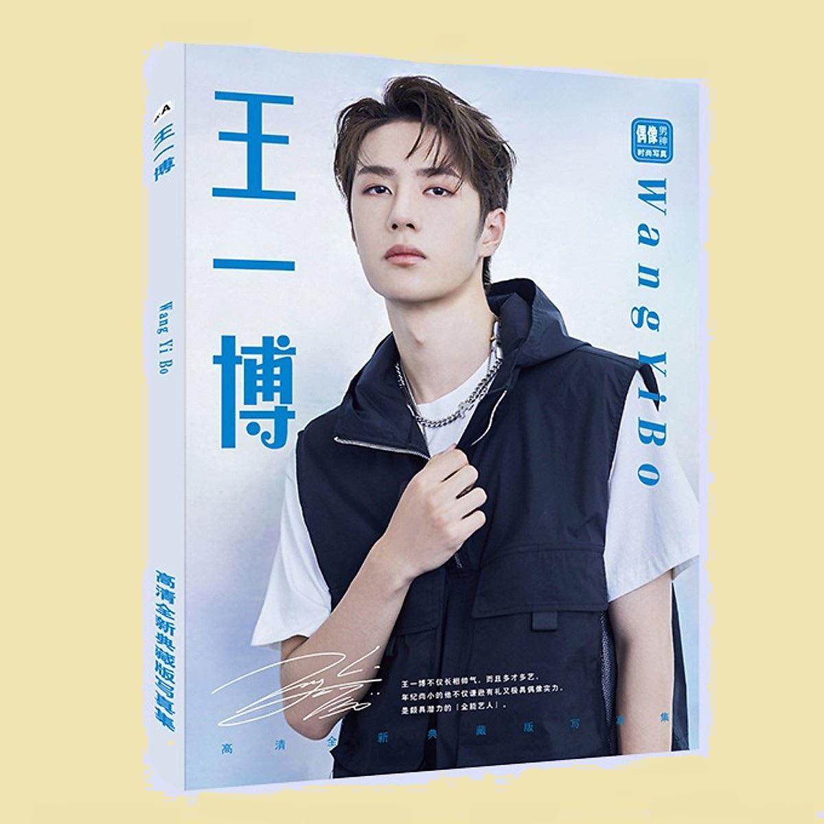 Album hình ảnh idol Vương Nhất Bác sắc nét cực đẹp