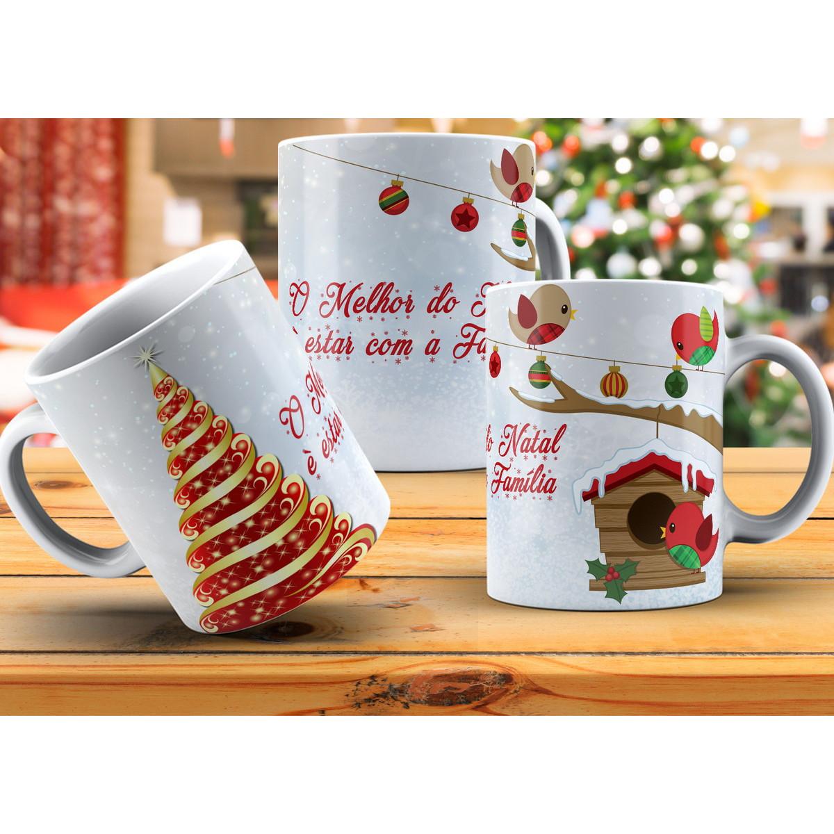 Cốc Giáng sinh cây thông Noel cốc sứ uống nước