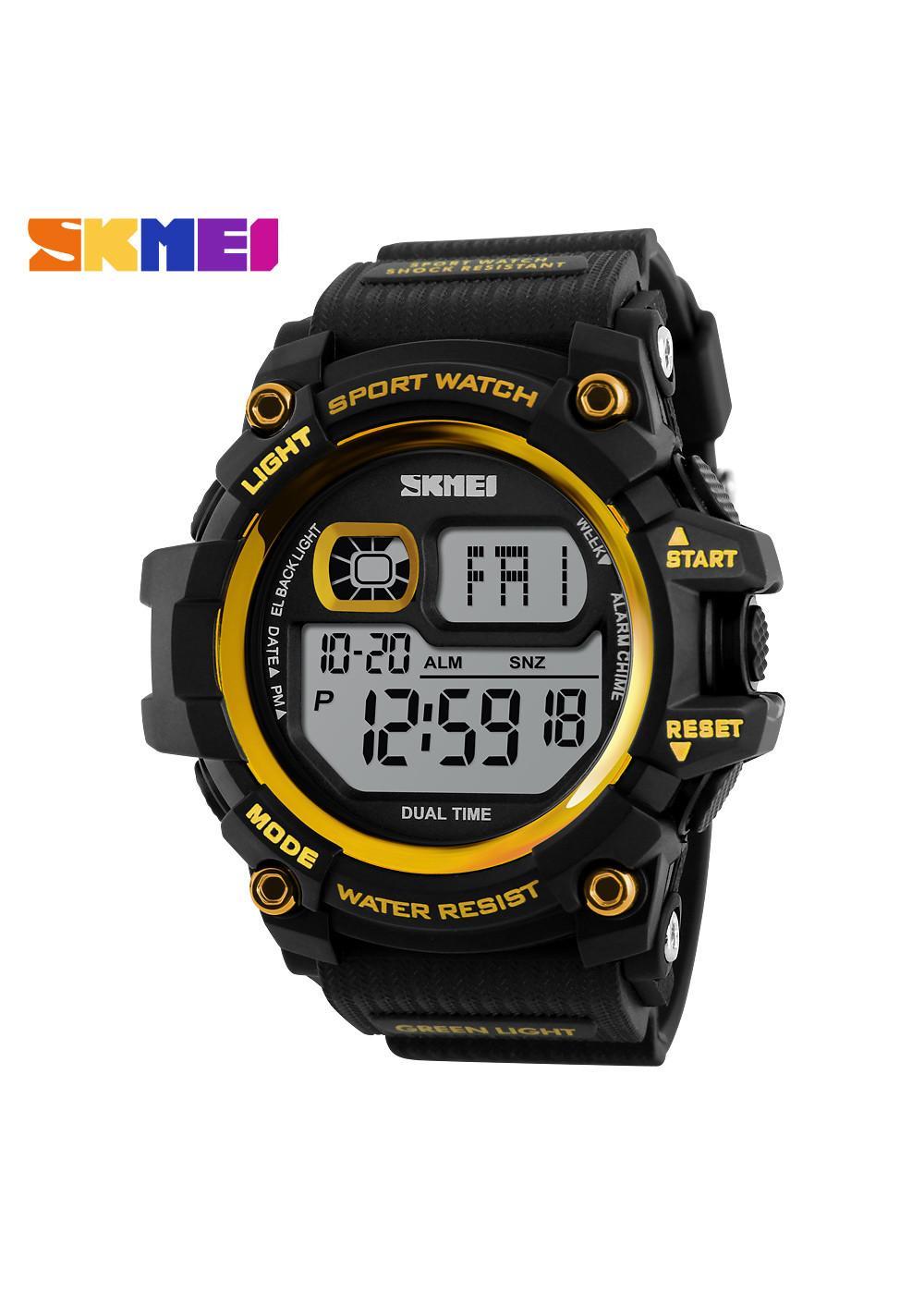 Đồng hồ đeo tay Skmei - 1229GD-Hàng Chính Hãng