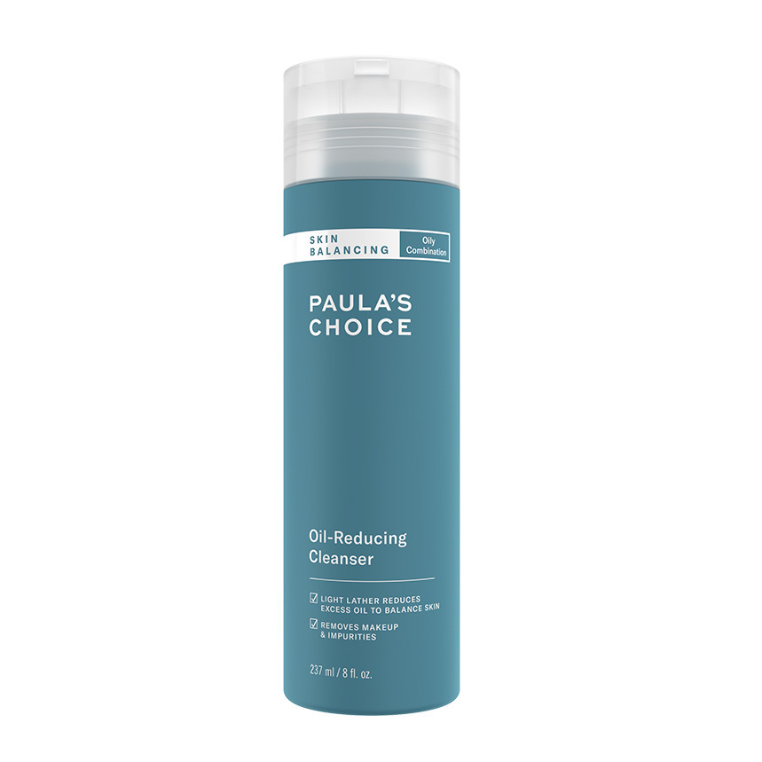 Sữa rửa mặt cho da dầu Paula's Choice Skin Balancing Oil Reducing Cleanser (Nhập khẩu)