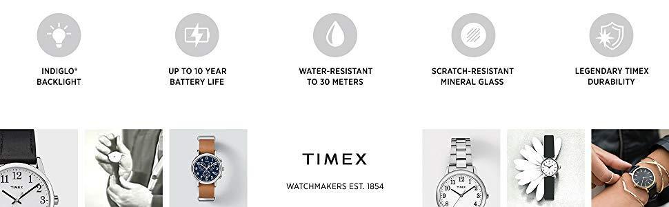 Timex Unisex Weekender 38mm Watch 7