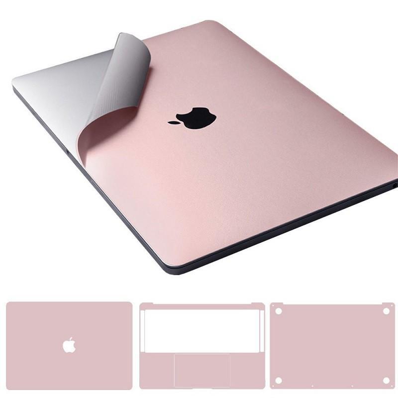 Bộ dán chính hãng JRC 5in1 cho Macbook 4 màu ( đủ dòng)