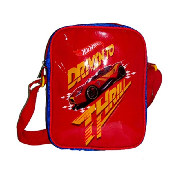 Tui đeo cheo Hotwheels Crossbody-A - đỏ