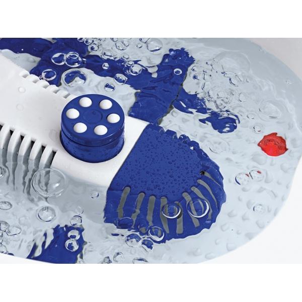 Bồn ngâm chân massage LAICA PC1301 Ý (trắng xanh)