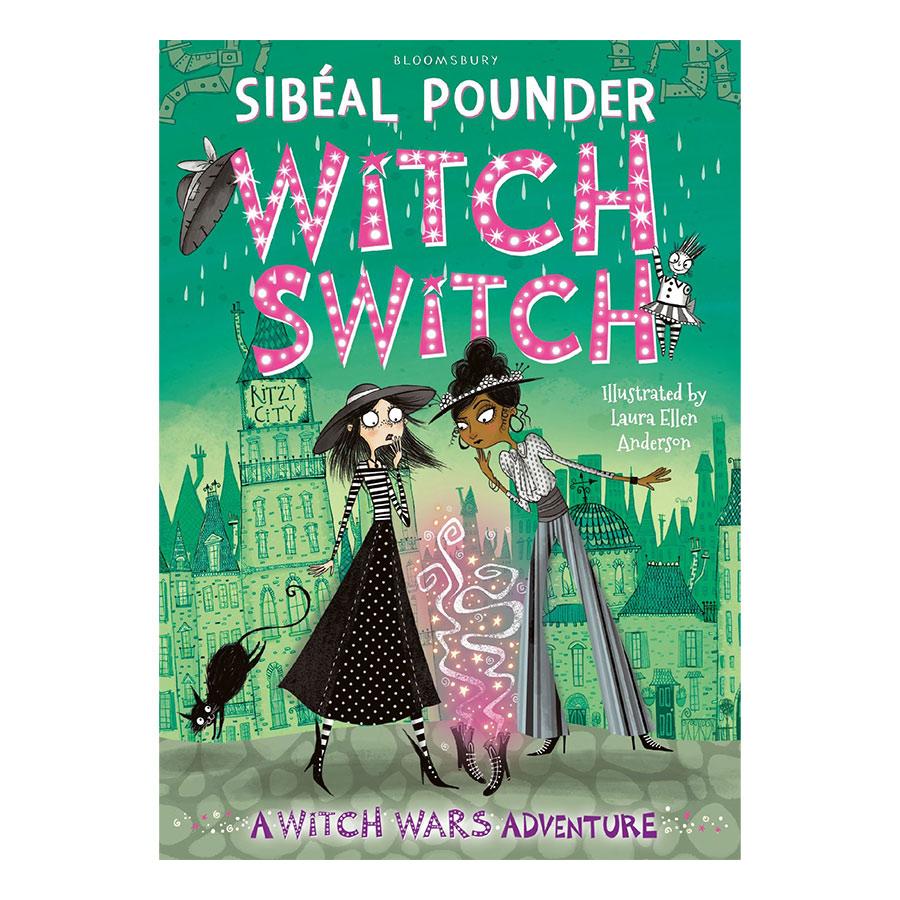 Witch Switch - Witch Wars (Paperback)
