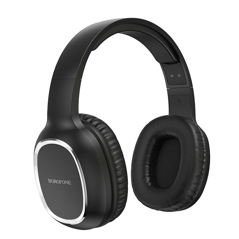 Tai Nghe Chụp Tai Bluetooth Borofone BO9 - Hàng Chính Hãng