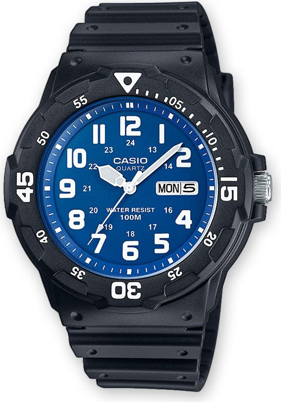 Đồng hồ nam dây nhựa Casio MRW-200H-2B2VDF