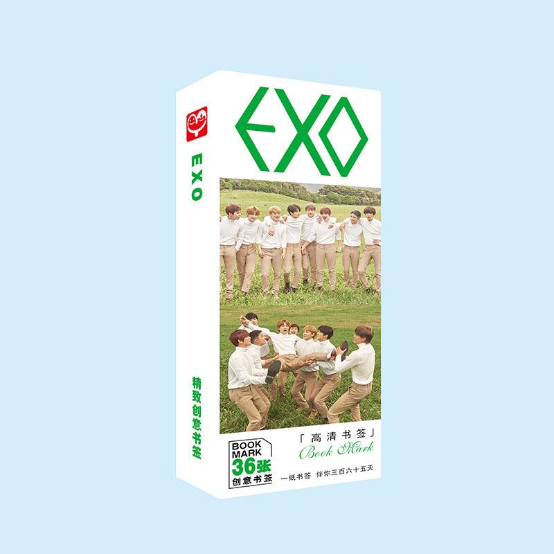 Bookmark EXO