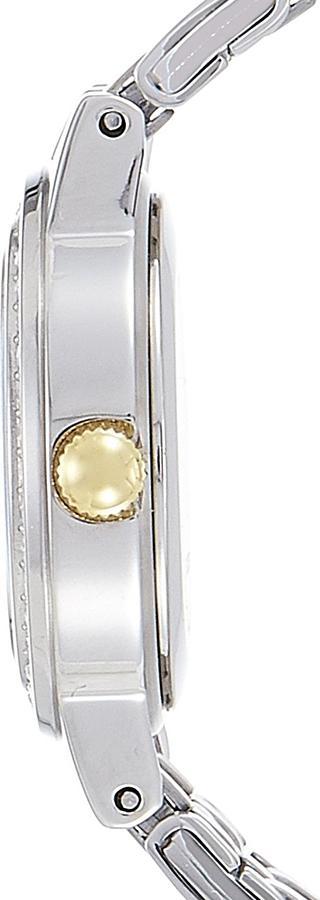 Đồng Hồ Nữ Dây Kim Loại CITIZEN EJ6104-51A (25mm) - Bạc Viền Vàng