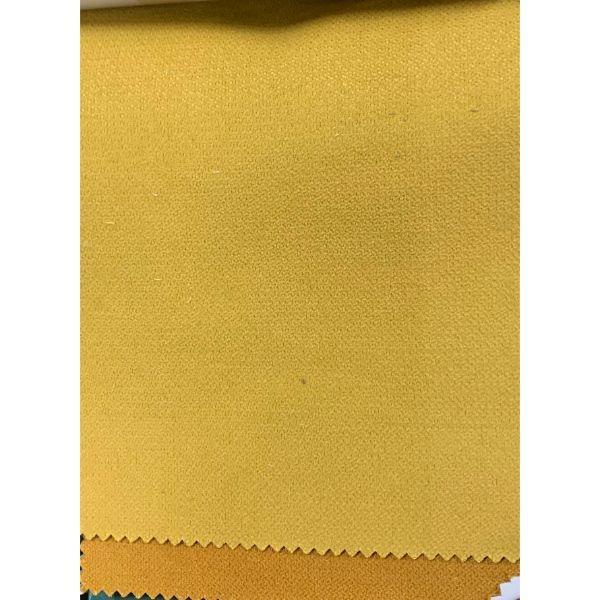 Rèm cửa vải LUCYA18-7 có thanh treo hợp kim nhôm màu gỗ đầu nhọn - cao cố định 1m8