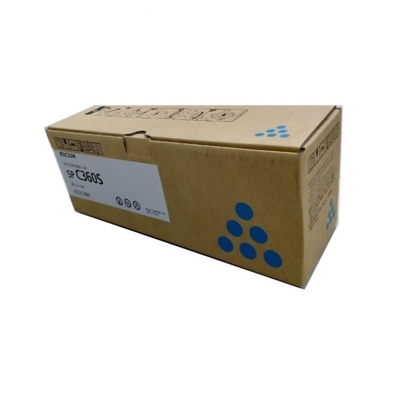 Mực máy in màu xanh RICOH C360DNw - Chính hãng