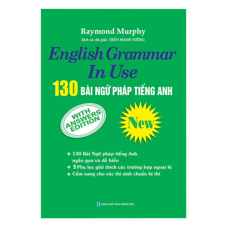130 Bài Ngữ Pháp Tiếng Anh(Tái Bản)