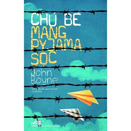 Sách - Chú bé mang pyjama sọc (tặng kèm bookmark thiết kế)