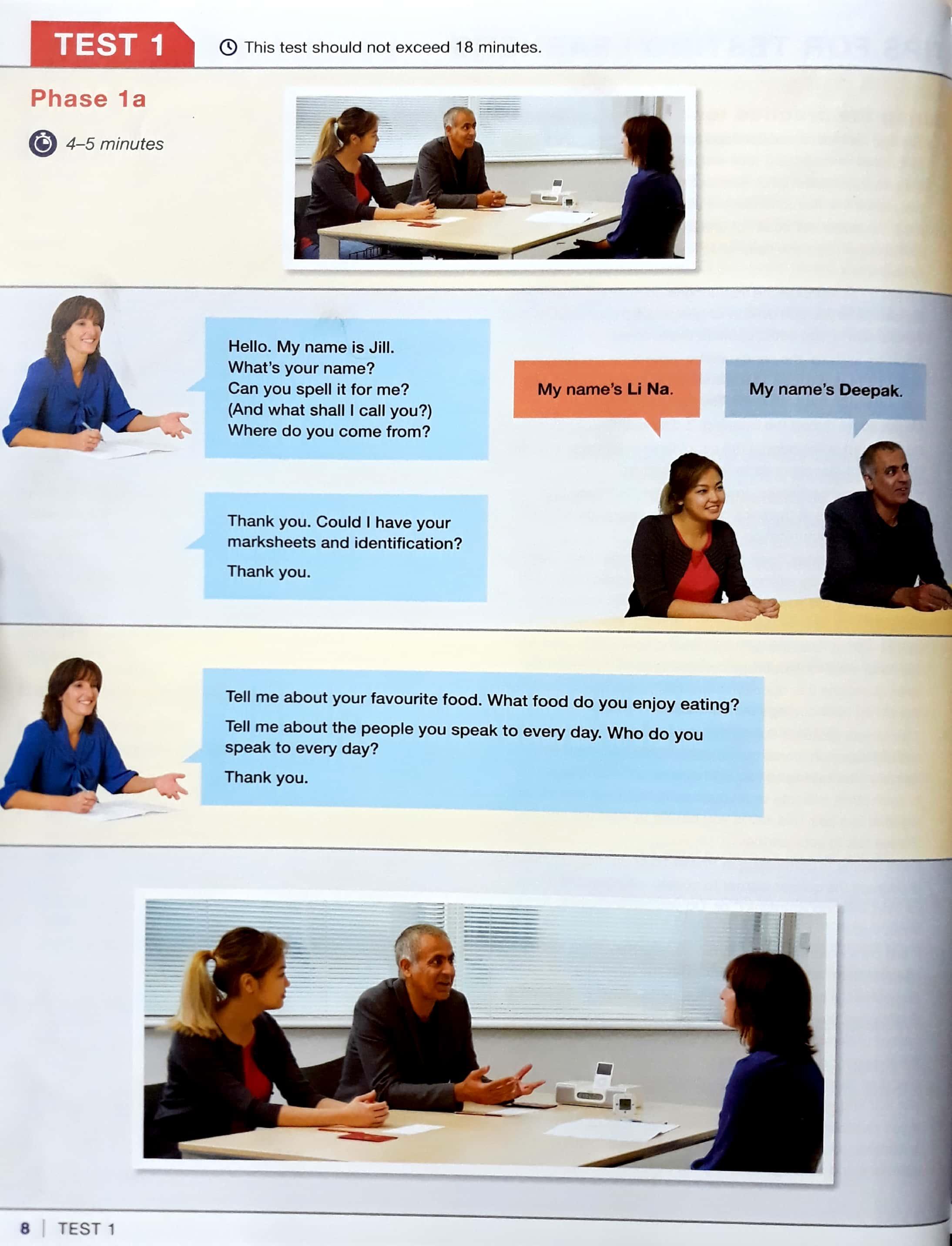 IELTS Life Skills Official Cam Test Practice A1 SB with Answers (Sách Không  Kèm Đĩa) - ELTs Tác giả Mary Matthews | ShopSach com