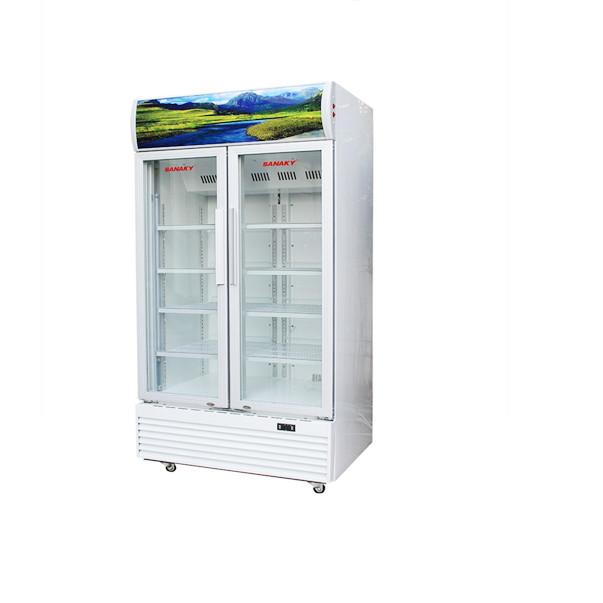 Tủ Mát SANAKY (800L) VH 8009HP - Hàng Chính Hãng