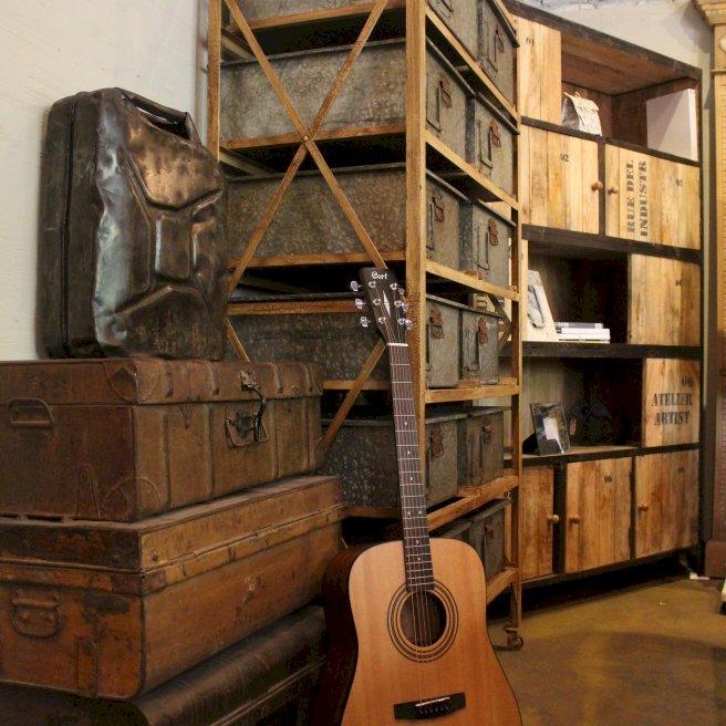 Acoustic guitar Cort AD810 - Đàn guitar thùng, gỗ | SieuThiChoLon.com