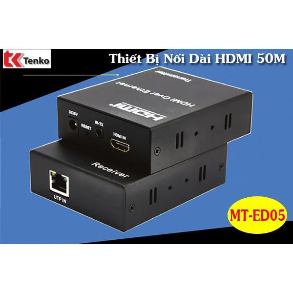 Bộ khuếch đại tín hiệu HDMI 50m - MT-VikI ED05