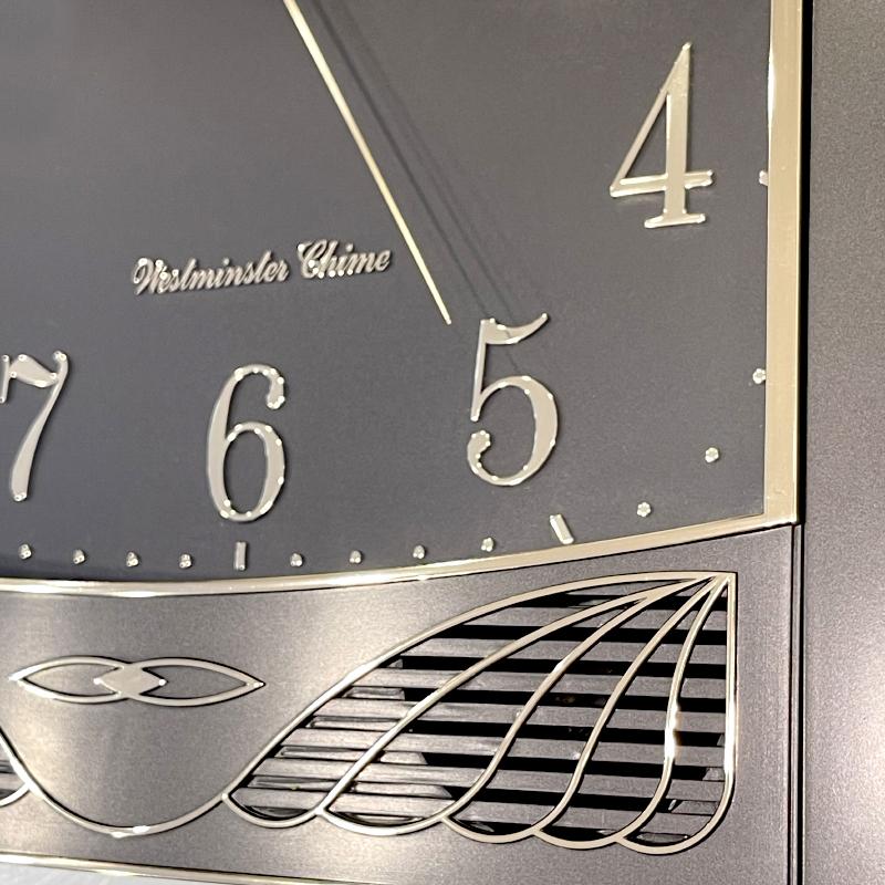 Đồng hồ treo tường Nhật Bản Rhythm CFH104NR02-  Kt 28.0 x 31.5 x 6.8cm, 1.44kg
