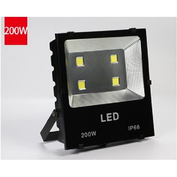 Đèn Led pha COB 200W