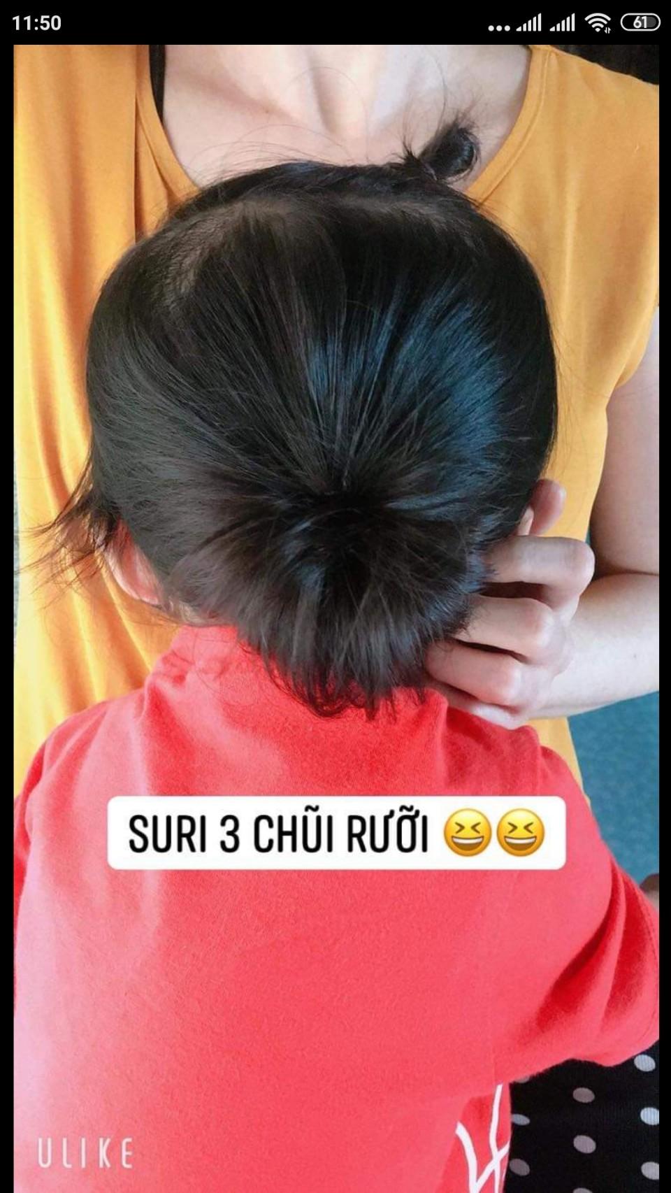 TINH CHẤT GỘI ĐẦU THẢO MỘC MẸ KEN-CHAI 500ML