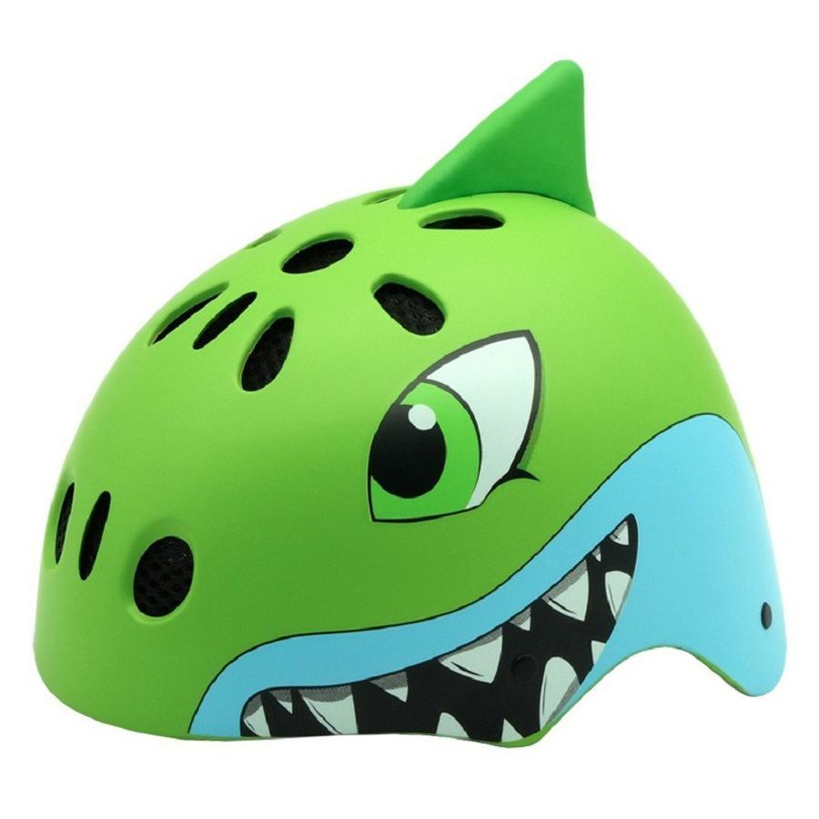 Mũ Bảo Hiểm Thể Thao Nữa Đầu X Pro Hình Cá Mập