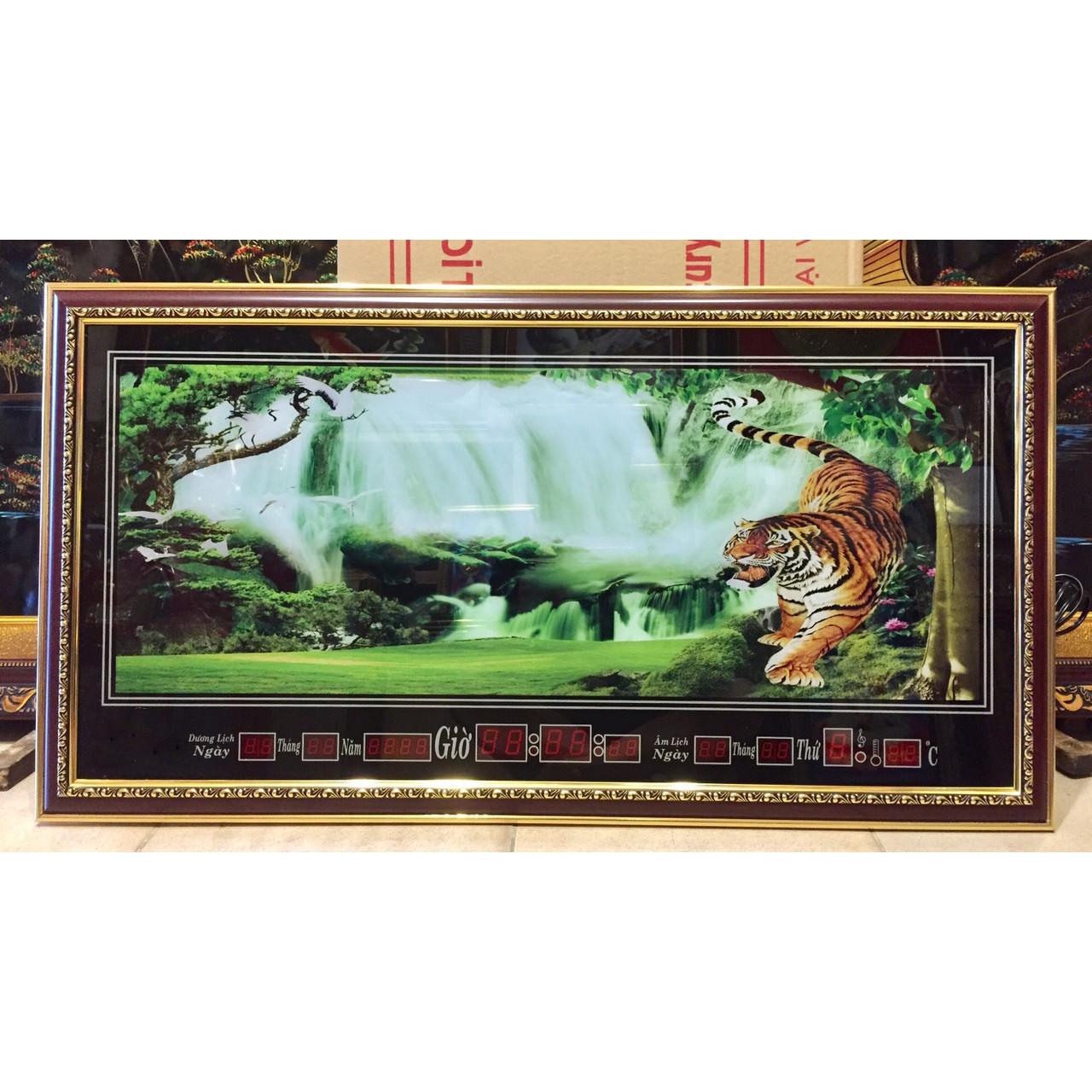 Tranh lịch vạn niên, Oai trấn sơn hà - MS517