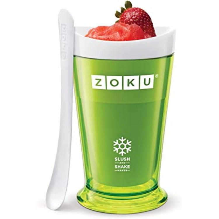 Zoku - Ly làm kem tuyết màu xanh lá