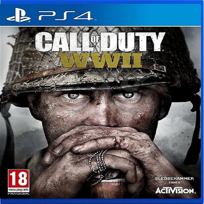 Đĩa game PS4: Call Of Duty WW2– Hàng Nhập Khẩu