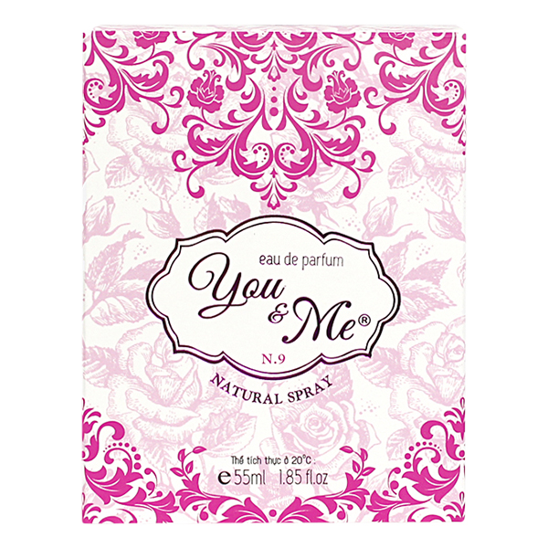 Nước Hoa Nữ You&Me N09 (55ml)