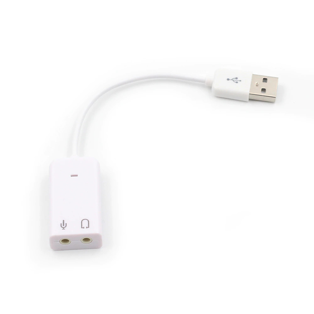 Cáp Chuyên Đổi USB Ra Tai nghe Và Mic 7.1 Cao Cấp AZONE