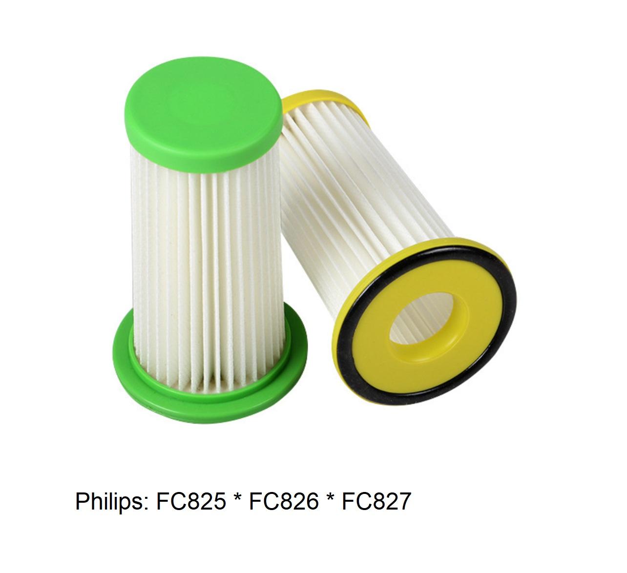 Bộ lọc HEPA máy hút bụi thay thế cho PhiIips FC8250 FC8254 FC8256