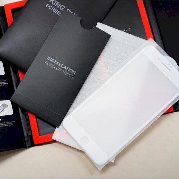 Miếng dán màn hình cường lực Mipow Kingbull 3D dành cho iPhone 7 Plus/8 Plus