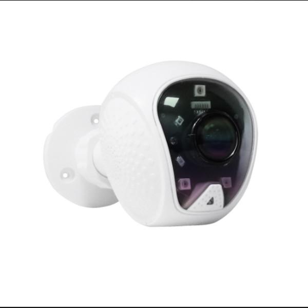 Camera wifi ngoài trời Carevis C19Q-T 2.0MP Full HD, quan sát cố định, 3 led hồng ngoại, đàm thoại 2 chiều, hỗ trợ thẻ nhớ lên tới 128G, cảnh báo chống trộm – Hàng nhập khẩu
