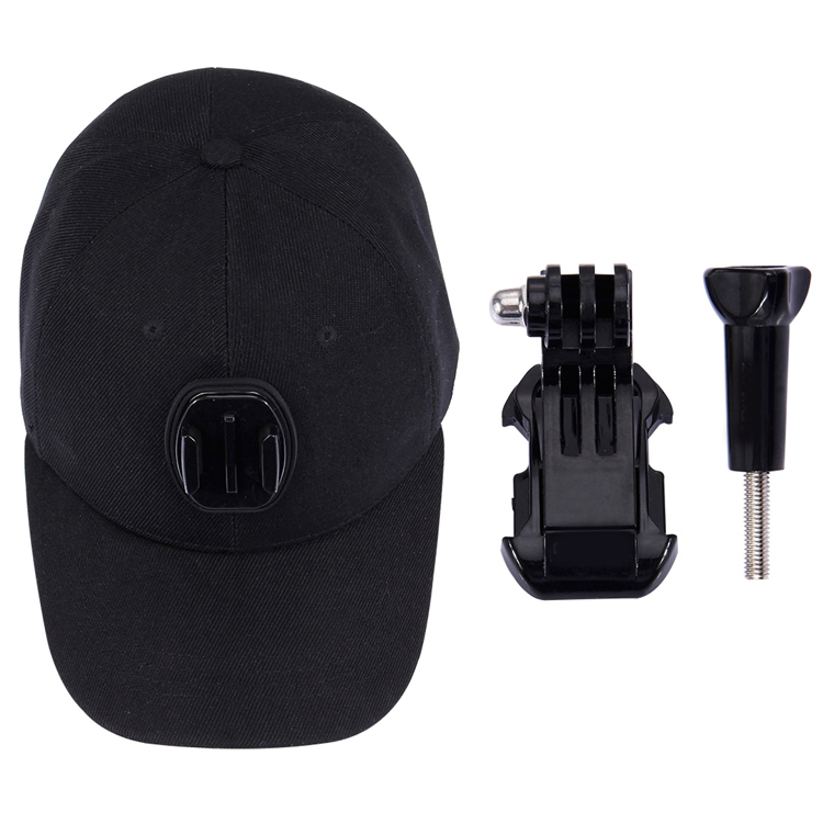 Mũ nón lưỡi trai gắn GoPro Hero Action Cam