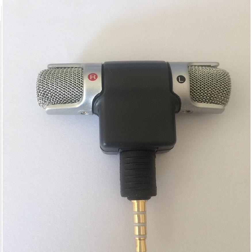 Micro thu âm mini sử dụng cho điện thoại, máy ghi âm, laptop