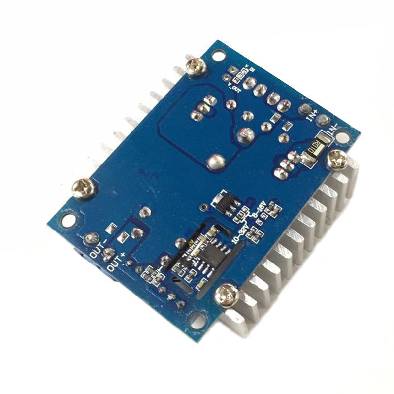 Module Mạch Tăng Áp Boost 12A 150W In 8-32VDC, Out 9V-46VDC