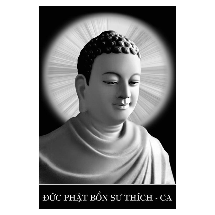 Tranh Phật Giáo Đức Phật Bổn Sư Thích Ca 3002