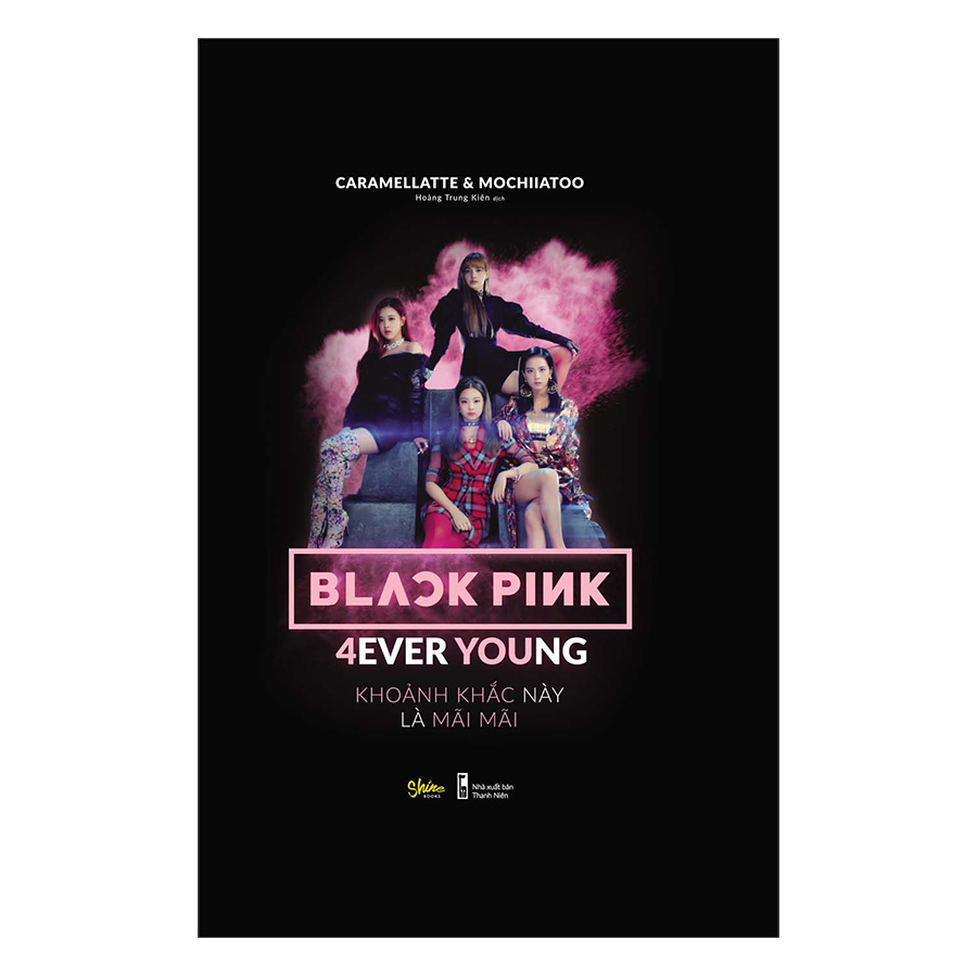 BLACKPINK – 4EVER YOUNG
